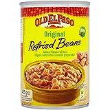 Beans El Paso Refried anciens (435g) - Paquet de 6