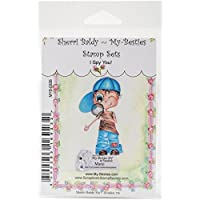 My Besties My Besties Clear Stamps 4-inch x 6-inch-I Spy You, Other, Multicoloured