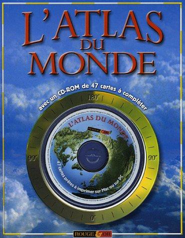 L'Atlas du Monde (1Cédérom)