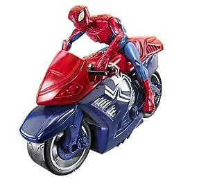 Hasbro spider man 78961 v hicule miniature sm - Moto spiderman jeux ...