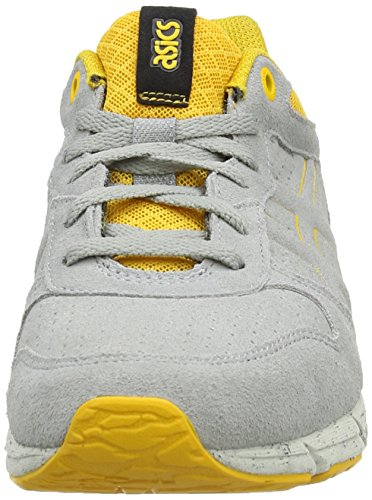 Onistuka Tiger Shaw Runner, Chaussures Multisport Outdoor Mixte adulte Gris (Light Grey/Light Grey 1313)