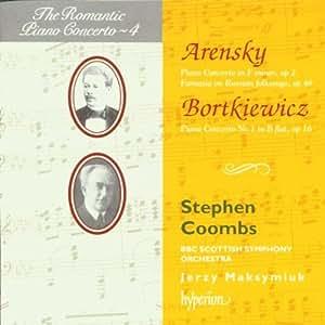 Romantic Piano Concertos, Vol.4