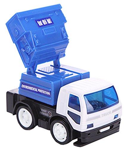 Kinder Inertia Spielfahrzeug Multifunktionale Engineering Fahrzeuge Kehrmaschine