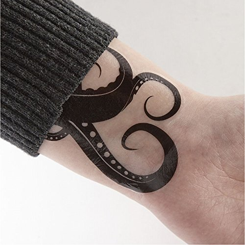 Temporary Tattoo Transfer Paper by Gecko Paper | Inkjet Compatible Tattoo Paper + Create Your Own Tattoos at Home + A4 Pack of 5 Sheets