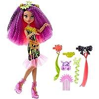 Monster High Muñeca Clawdeen, Electro-Peinados (Mattel ...