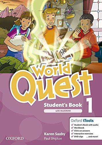 World Quest 1. Student's Book