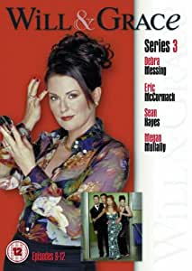 Will and Grace: Series 3 (Episodes 9-12) [DVD] [2001]