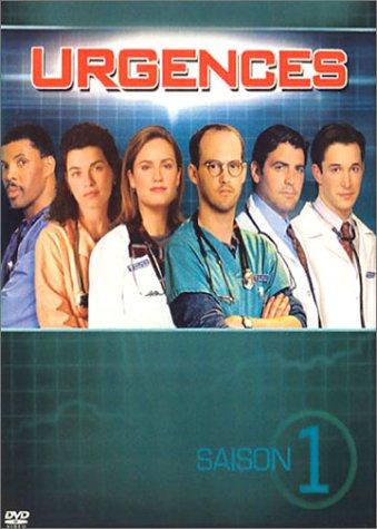 Urgences : Saison 1, Partie 1 - Coffret 2 DVD
