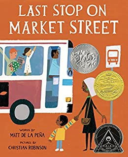 Last Stop on Market Street (English Edition) de [de la Peña, Matt