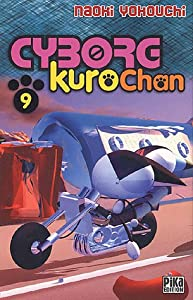 Cyborg Kurochan Edition simple Tome 9