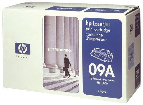HP C3909X Tonerkassette, schwarz