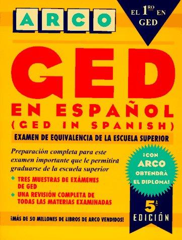 Ged En Espa Nol: Examen De Equivalencia De La Escuela Superior (5th ed) por Gin es Serr an-Pag an