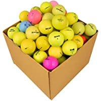 Second Chance Optic Coloured Quality Lake Golf Balls (Grade A)