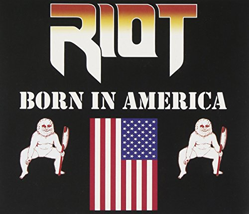 Riot: Born in America (Audio CD)