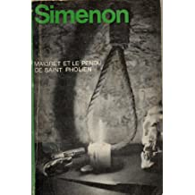 Maigret et le Pendu de Saint-Pholien