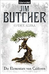 Codex Alera 1: Die Elementare von Calderon