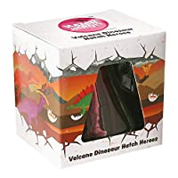 The Great Gadget Emporium Supreme gift present. Kids Cool To Watch Hatching Egg Toy. Volcano Dinosaur Hatch Heroes