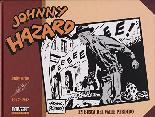 Johnny Hazard. 1947 - 1948