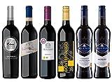 Langguth Erben Europa Rotweinreise Probierpaket Trocken (6 x 0.75 l)