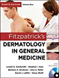 Fitzpatrick's Dermatology - Vol.2 In General Medicine With DVD (Fitzpatricks Dermatology in General Medicine)