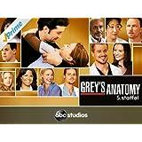 Grey's Anatomy - Staffel 5 [dt./OV]