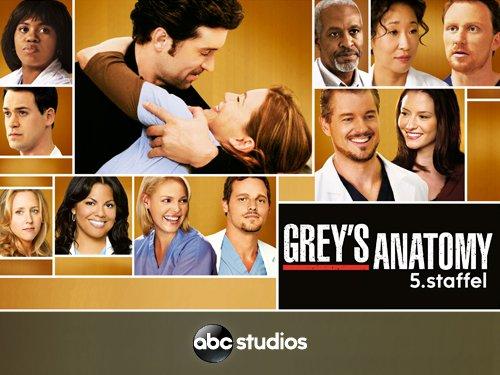 Grey's Anatomy - Staffel 5 [dt./OV] online schauen und ...