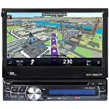 KDX Audio KIN03DVX800GPS - Radio monitor