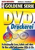 DVD-Druckerei, CD-ROM Professionelle Cover, Labels und Inlets für Ihre selbst gebrannten DVDs & CDs. Für Windows 98, 98SE, ME, NT4, 2000, XP -