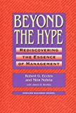 Beyond the Hype: Rediscovering the Essence of Management