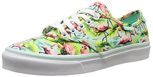 vans damen sneaker flamingo