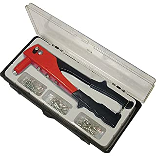 Pike & Co® [ATARAXY Branded] Heavy Duty Riveter Kit [Pack of 1] - Min 3yr Warranty