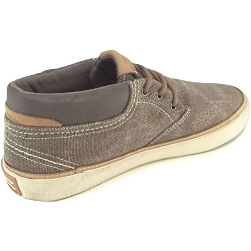 O'Neill Amped Canvas, Baskets mode homme brun (charcoal)