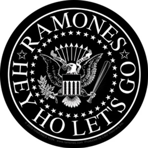 the-ramones-black-negro-eagle-aguila-sticker-etiqueta-officially-licensed-products-classic-rock-artw
