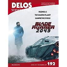Delos Science Fiction 192