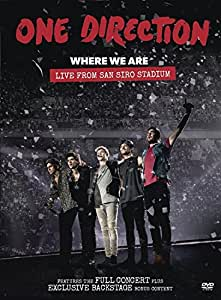 """Where We Are"" Live from San Siro Stadium (DVD)"