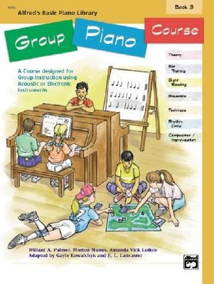 [(Alfred's Basic Group Piano Course, Bk 3)] [Author: Morton Manus] published on (December, 1997)