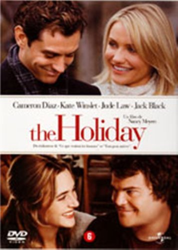 The Holiday [Import belge]