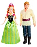 Mattel Disney Princess CMT82 - Anna und Kristoff