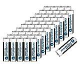 Batterien Mignon AA LR6 Alkaline Vorratspack 50 Stück everactive Markenqualität