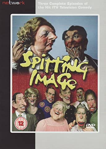 Spitting Image: Series 1 Episo [DVD]