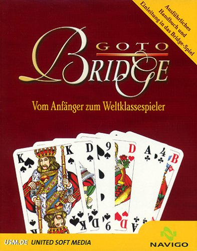 Goto Bridge - Vom Anfänger zum Weltklassespieler (Bridge-bücher-kartenspiel)