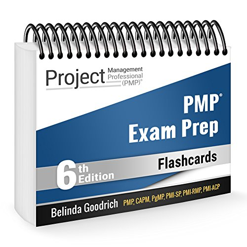 PMP Exam Prep Flashcards (PMBOK Guide, 6th Edition) (English Edition)
