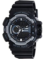 Upto 85% Off On Skmei Chronograph Analogue Digital Sport Men's Watches low price image 15