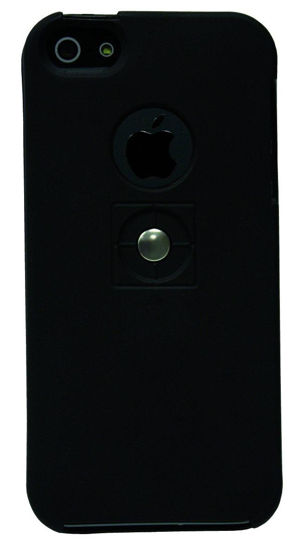 Walmec T12101/B Supporto Magnetico per Smartphone, Nero
