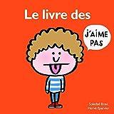 """Afficher """"Le livre des j'aime pas"""""""