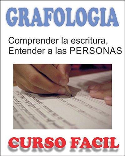 CURSO FACIL: GRAFOLOGIA por SERGIO VAZQUEZ