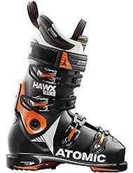 Atomic Hawx Ultra 110botas de esquí, color negro/naranja, tamaño 29,5