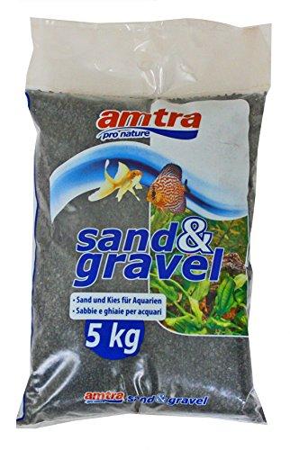 Wave A4022033 Sand, 5 kg, glänzend schwarz Preisvergleich