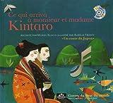 Ce qui arriva à monsieur et madame Kintaro : un conte du Japon | Bloch, Muriel (récitant)