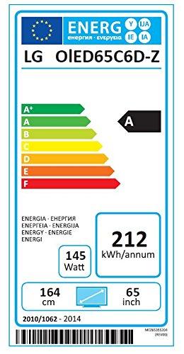 LG 65OLEDC6D 65 Zoll Curved OLED Fernseher - 2